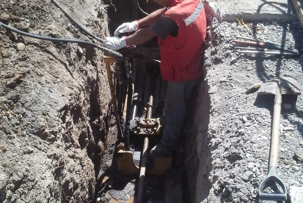 cracking agua potable